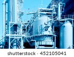oil and gas industry | Shutterstock . vector #452105041