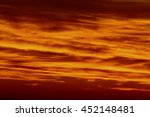 colorful clouds on the sky | Shutterstock . vector #452148481