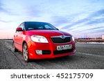novyy urengoy  russia   june 3  ... | Shutterstock . vector #452175709