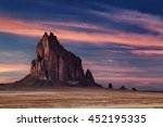 Shiprock  The Great Volcanic...