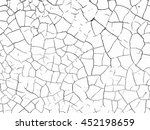 distress  dirt texture . simply ... | Shutterstock .eps vector #452198659