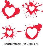 heart shaped vector icon...