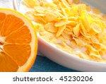 cornflakes   Shutterstock . vector #45230206