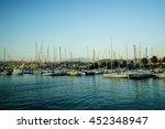 la spezia  italia jul. 2ed 2016 ... | Shutterstock . vector #452348947
