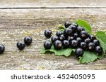 Black Currants On The Green...