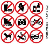 Set Of Vector Icons....