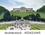 vienna  austria   april 28 ... | Shutterstock . vector #452421445