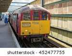 ryde uk. 14th july 2016. the... | Shutterstock . vector #452477755