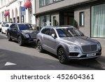 reykjavik  iceland   july 3 ... | Shutterstock . vector #452604361