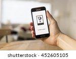 lendelede  belgium july 11th... | Shutterstock . vector #452605105