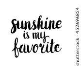 conceptual hand drawn phrase...   Shutterstock .eps vector #452696824