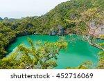 angthong national marine park ...   Shutterstock . vector #452716069