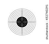 target | Shutterstock .eps vector #452740291