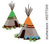 Tipi  Traditional Dwelling By...