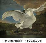 The Threatened Swan  By Jan...