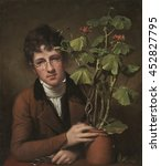 Rubens Peale With A Geranium ...