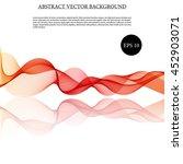 illustration vector abstract...   Shutterstock .eps vector #452903071