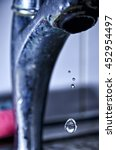tap drip | Shutterstock . vector #452954497