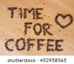 time for coffee | Shutterstock . vector #452958565