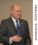 Small photo of WASHINGTON, DC, USA - JUNE 23, 2004: U. S. Supreme Court Justice Anthony Kennedy.