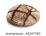 homemade bread | Shutterstock . vector #45297787