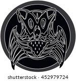 owl | Shutterstock .eps vector #452979724