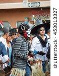 cotacachi  ecuador   june 25 ... | Shutterstock . vector #453013327