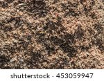 the background of natural wood... | Shutterstock . vector #453059947