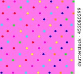 colored dots | Shutterstock .eps vector #453080299