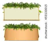 vector boards set 4 | Shutterstock .eps vector #453133015