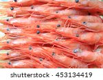 Small photo of Alaskan pink shrimp (Pandalus eous)