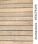 background of old wood bridge | Shutterstock . vector #453175195