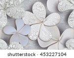 3d Floral Art