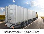 3d rendering of generic... | Shutterstock . vector #453236425