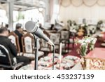 microphone microphone for... | Shutterstock . vector #453237139