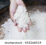 rice | Shutterstock . vector #453268519