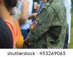 przhevalskoe  smolensk region ... | Shutterstock . vector #453269065