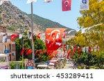 Fethiye   June 07  Turkish Fla...