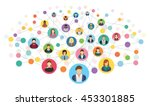 vector illustration of an... | Shutterstock .eps vector #453301885