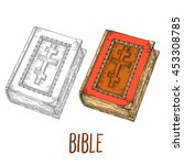 Set Bible  Isolated Ancient...