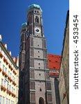 frauenkirche  munich  germany   Shutterstock . vector #4533454