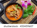 Red Curry With Pork Is Thai...