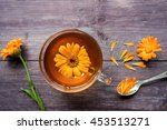 Calendula  Marigold  Herbal Te...