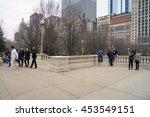 chicago  il   circa march  2016 ...   Shutterstock . vector #453549151