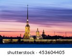 Peter And Paul Fortress In...