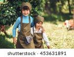 the little girls gardener
