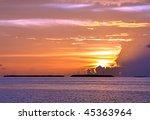 A Beautiful Key West Sunset