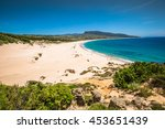 Sand Dune Of Bolonia Beach ...