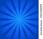 blue rays background   Shutterstock .eps vector #453700099