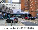 london  england   july 16  2016.... | Shutterstock . vector #453758989
